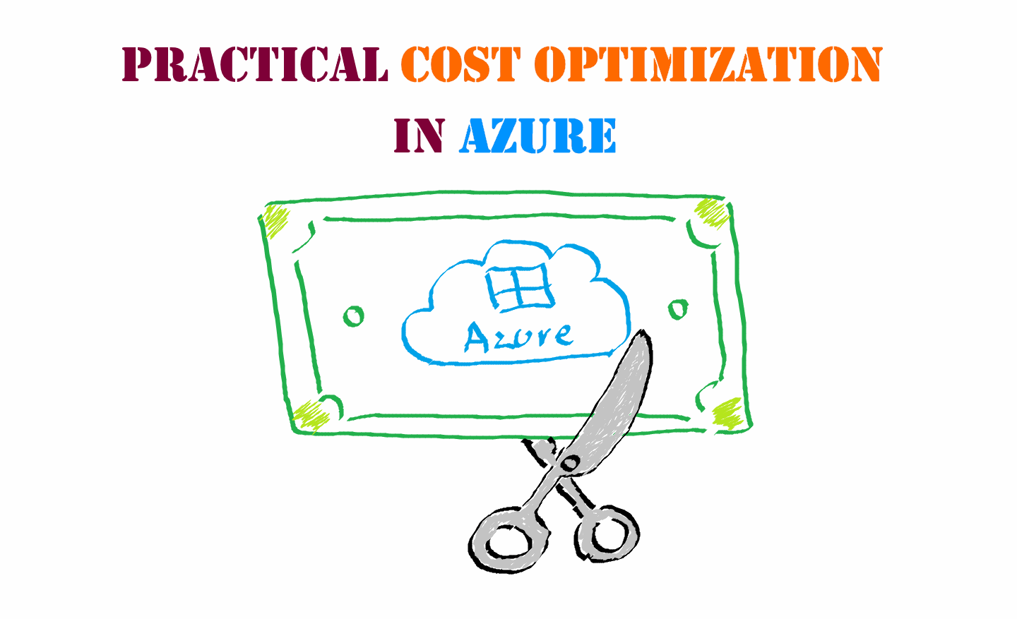 Practical use cases of cost optimization in Azure