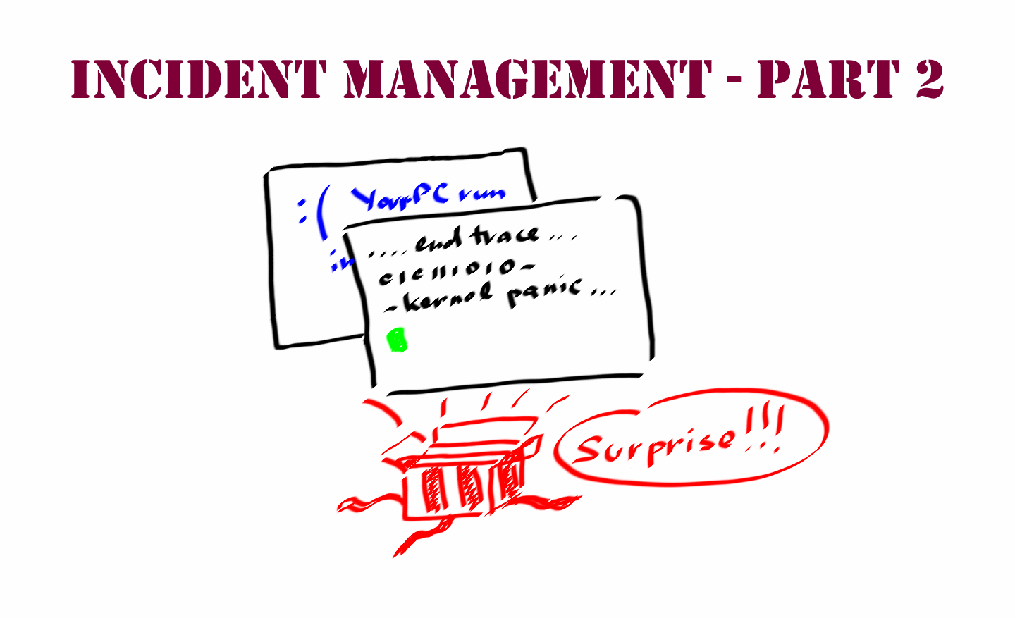Incident Management in IT Operations 101 – The Basics. Part 2