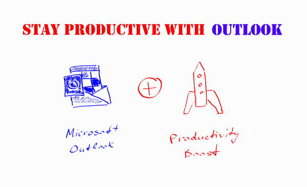 How to use Microsoft Outlook to stay productive - Part 1