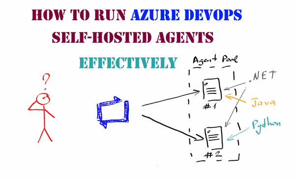 How to run Azure DevOps self-hosted agents effectively