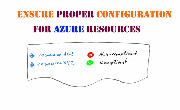 How to ensure proper configuration for your Azure resources