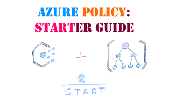 Azure Policy: Starter Guide